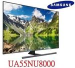 """Samsung UA55NU8000WXXY 55"""" UHD LED LCD Smart TV $1,276.00 (Free C&C or + Delivery) @ The Good Guys eBay"""
