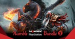 [PS4] - Humble THQ Nordic Playstation Bundle 2 - $1/$10.89/$15 USD (~$1.41/$15.38/$21.18 AUD) - Humble Bundle