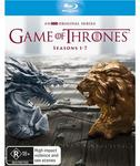 50% off Game of Thrones - Season 1-7 Blu-Ray $84.50 & DVD $75 + Delivery (Free C&C) @ JB Hi-Fi