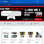 PS4 1TB Slim Bundle with Spiderman, Fallout 76 & Overwatch Legendary Edition for $399 @ EB Games