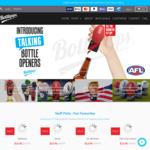 15% off Sitewide All Talking Bottle Openers @ Bottlepops