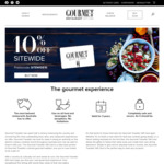10% off Site Wide @ Gourmet Traveller Gift Card