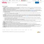 eBay $20 Voucher for Gumtree Users