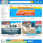 $10 off $40 Spend @ Catch