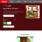 [3DS] Super Mario 3D Land - Digital Copy $20.95 @ Nintendo eShop