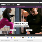 $30 off $150, $50 off $200, $70 off $250 Spend @ ASOS