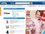 Target Sale- 20% off Kids & Babies Clothing, 25% off Strollers/Carseats, 20% off Leggo