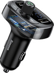 Baseus FM Transmitter Bluetooth Handsfree Car Audio MP3 Player Car Charger $12.88 (Was $28) Delivered @ Eskybird