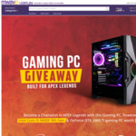 Win an Mwave F30i Gaming PC Worth $1,999 from Mwave