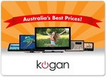 $49 for $100 KOGAN.com.au Voucher + Get Another $5 off with Their Signup Promo