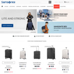 Samsonite: 40% off Full Priced Items