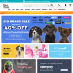 Up To 40% Off Big Brands + Free Delivery Over $29 @ Pet House
