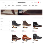 Julius Marlow Boots $99 (Excludes O2 Motion Styles) + Free Shipping over $99 Spend @ Julius Marlow
