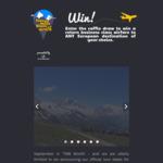Win a Return Business Class Flight to a European Destination of Choice from Adventure Abroad