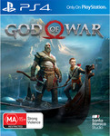 [PS4] God Of War 2018 $12.48 C&C (Or + Delivery) @ EB Games