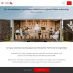 Free: Join Qantas Business Rewards