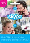 50% off Skype Gift Card @ Woolworths