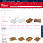 Peer Sorensen Marble and Acacia Serving Boards from $13 + Delivery (up to 80% off RRP) @ Peter's of Kensington