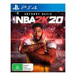 [PS4, XB1] NBA 2K20 $44 @ Target (In-Store Only)