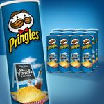 Pringles Salt & Vinegar, 12 Pack (12x 134g) $24 ($2ea) + Delivery ($0 with Prime/ $39 Spend) @ Amazon AU