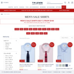 T.M.Lewin 5 Shirts Delivered for $149 ($29.80 Each) - Free Home Delivery for over $150 or Free C&C for over $120