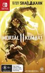 [Switch] Mortal Kombat 11 $29 + Del ($0 with Prime/$39 Spend) @ Amazon AU