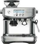 Breville BES878BSS Stainless Steel $679.20, BES878BTR Black Truffle $639.20 + Delivery (Free C&C) @ The Good Guys eBay