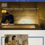 Free - Virtual Tours of Egyptian Pyramids and Archaeological Sites @ ARCE