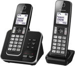 Panasonic Digital Cordless Phone Sale - [e.g. 2 Handsets KX-TGD322ALB $47.97 (Was $79.95)] (+O/W 5% PB) @ JAYCAR [In-Store Only]