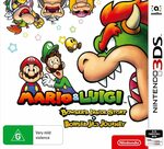 [3DS] Mario and Luigi Bowsers Inside Story and Bowser Jrs Journey $14.98 + Delivery ($0 with Prime / $39 Spend) @ Amazon AU