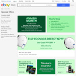 [eBay Plus] Apple Watch S5 $399, AirPods Pro $249, Galaxy Tab A 10.1 $199, Galaxy A70 $299, Slow Cooker $29, Thermometer $49
