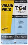 Neutrogena T/Gel Therapeutic Shampoo 200ml (Twin Pack) $13.99 @ ALDI