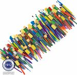 Horizon Group USA Paint Brushes - Assorted Sizes, Set of 500 $76.72 + Delivery (Free with Prime) @ Amazon US via AU