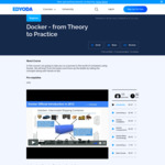 Free Course: Docker - from Theory to Practice @ EdYoda