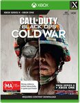 [Pre Order, XSX, PS5] Call of Duty: Black Ops Cold War $78 Delivered @ Amazon AU | + $5.95 Delivery @ Harvey Norman