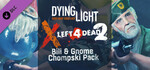 [PC] Steam - Free - Dying Light: L4D2 Bill & Gnome Chompski Pack (DLC) - Steam