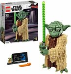 LEGO Star Wars: Attack of The Clones Yoda 75255 $109 Delivered (RRP $149) @ Amazon AU