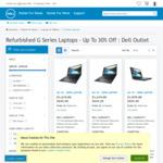 [Refurb] Dell G3 15 i5-9300H/8GB/500GB/GTX1650 $849, G5 15 i7-9750H/8GB/500GB/GTX1660Ti/144Hz $1239 Delivered @ Dell Outlet