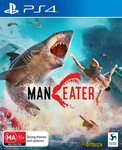 [PS4] Maneater $39 Delivered @ Amazon AU