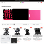 [NSW] 40% Off Selected Ex Demo Prams: Joolz Day+ Blue $890, Baby Jogger City Mini GT2 $720 (Sydney Pickup) @ TABC