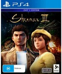 [PS4] Shenmue III $7.48 @ EB Games