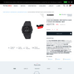 Casio G-Shock GW-B5600BC-1BER $217.70 Delivered @ TicTacArea