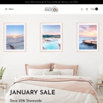 25% off Framed Prints with Beach Themes and Iconic Australian Locations + Free Delivery over $50 @ Steve's Photos