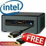[eBay Plus] Intel NUC8I5BEH Barebone Mini PC $360.05 Delivered @ Shopping Express Clearance eBay