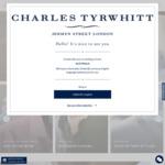3 Shirts $99 + $19.95 Shipping @ Charles Tyrwhitt