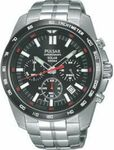 Pulsar PZ5005X Solar Men's Watch $80.95 (after $20 VIP Club First Order Discount, RRP $360) Delivered @ Shiels Jewellers