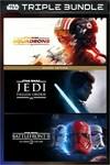 [XB1, XSX] EA Star Wars Triple Bundle (Digital) $59.85 @ Microsoft Store