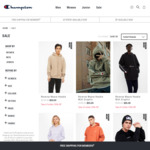 20% off Sale Items + Delivery ($0 for Members or $49 Spend) @ Champion Australia