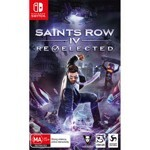 [Switch, VIC, QLD, WA] Saints Row IV: Reelected $9.95 C&C Only @ EB Games