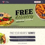 Free Delivery on All Orders @ Schnitz